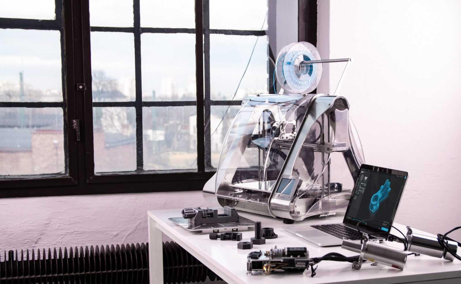 Jak projektować druk 3D