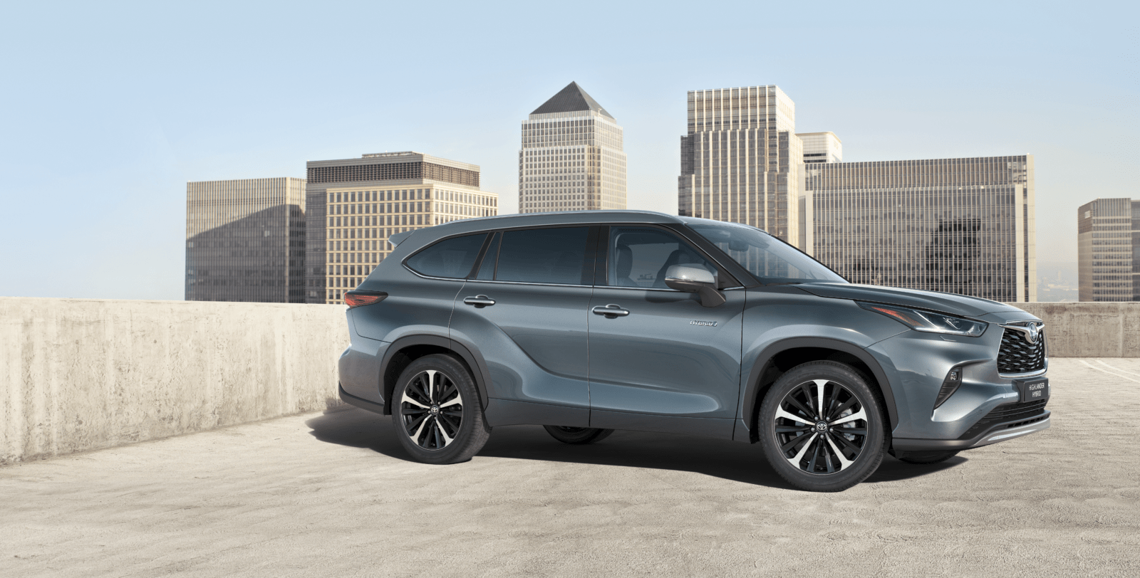 Toyota Highlander - nowoczesny SUV