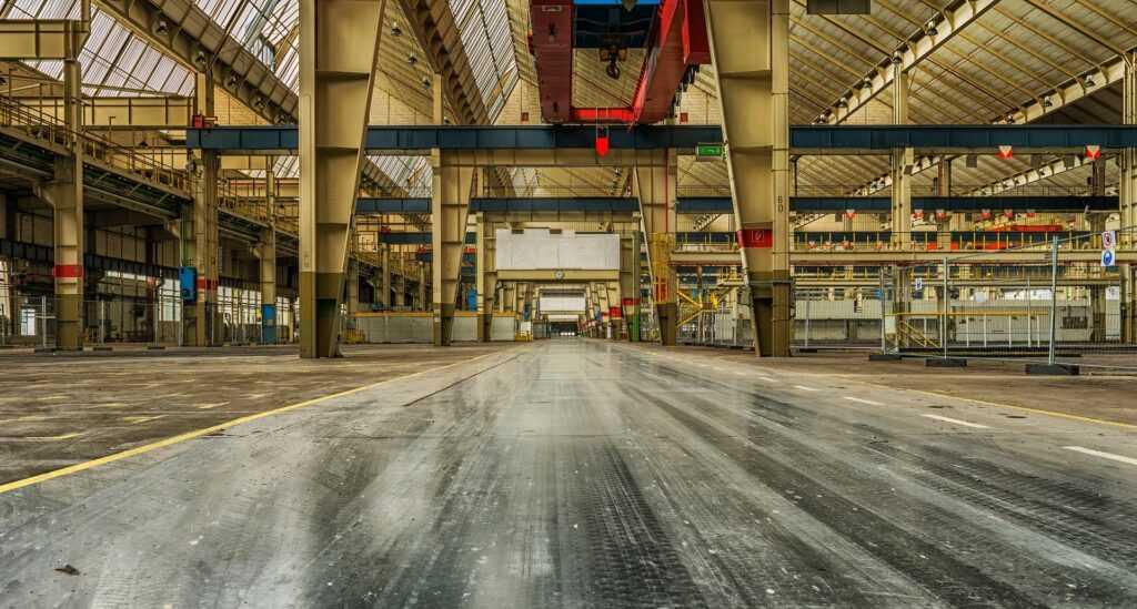 Czyszczenie konstrukcji stalowych